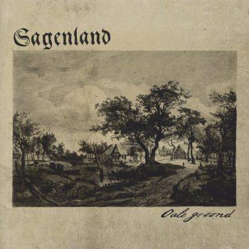 RockmusicRaider - Sagenland - Oale Groond - Album Cover