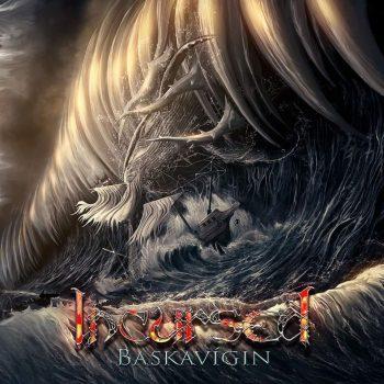RockmusicRaider - Incursed - Baskavigin - Album Cover
