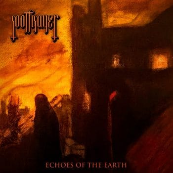 RockmusicRaider - Soothsayer - Echoes of the Earth - Album Cover