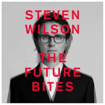RockmusicRaider - Steven Wilson - The Future Bites - Album Cover
