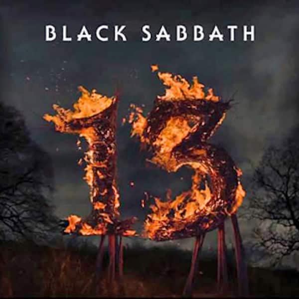 RockmusicRaider - Black Sabbath - 13 - Album Cover