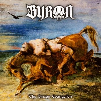 RockmusicRaider - Byron - The Omega Evangelion - Album Cover
