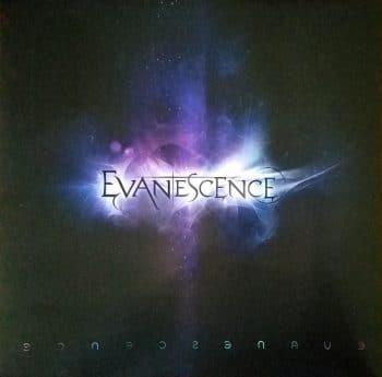 RockmusicRaider - Evanescence - Evanescence - Album Cover