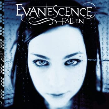 RockmusicRaider - Evanescence - Fallen - Album Cover