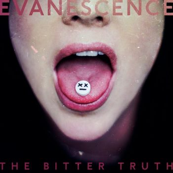 RockmusicRaider - Evanescence - The Bitter Truth - Album Cover