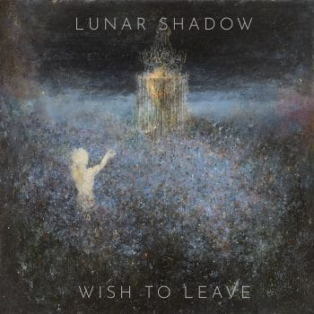 RockmusicRaider - Lunar Shadow - Wish to Leave - Album Cover