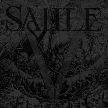 RockmusicRaider - Saille - V - Album Cover