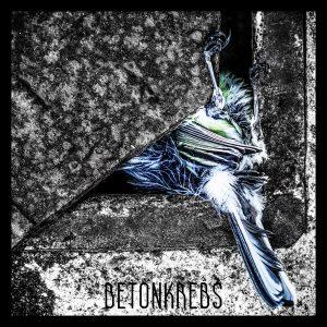 RockmusicRaider - Zeit - Betonkrebs - EP Cover