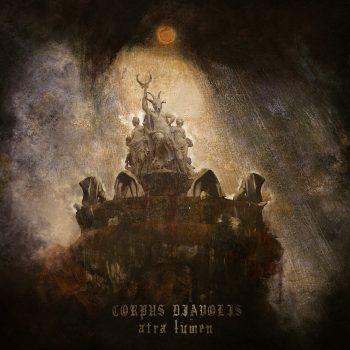 RockmusicRaider - Corpus Diavolis - Atra Lumen - Album Cover