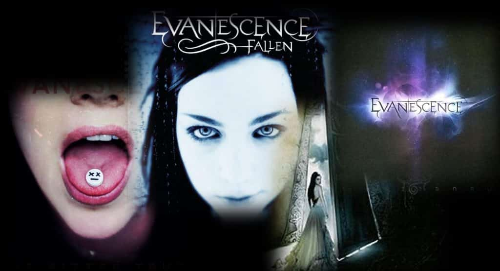 RockmusicRaider - Evanescence - Album Collection