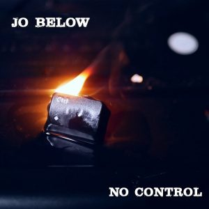 RockmusicRaider - Jo Below - No Control - EP Cover