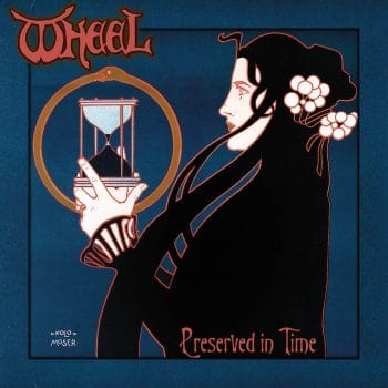 RockmusicRaider - Wheel - Preserved in Time - Album Cover