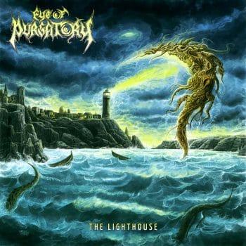 RockmusicRaider - Eye of Purgatory - The Lighthouse - Album Cover