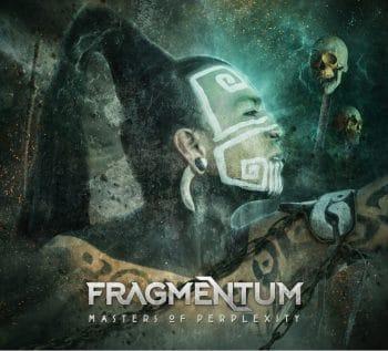 RockmusicRaider - Fragmentum - Masters of Perplexity - Album Cover