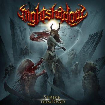 RockmusicRaider - Nightshadow - Strike Them Dead - Album Cover