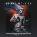 RockmusicRaider - Stone Healer - Conquistador - Album Cover