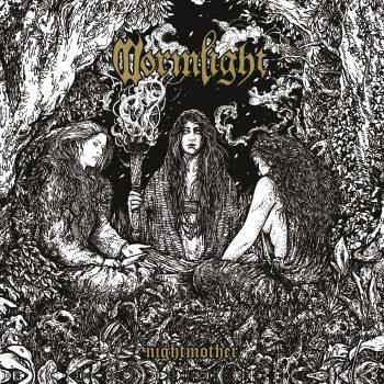 RockmusicRaider - Wormlight - Nightmother - Album Cover