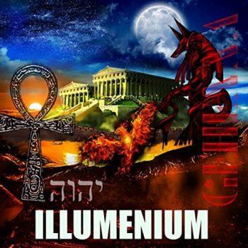 RockmusicRaider - Illumenium - Gehenna - Album Cover