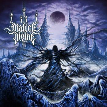 RockmusicRaider - Malice Divine - Self-Titled - Album Cover