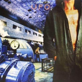 RockmusicRaider - UFO - Lights Out - Album Cover
