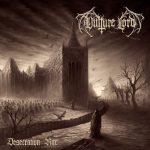 RockmusicRaider - Vulture Lord - Desecration Rite - Album Cover
