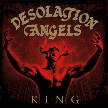 RockmusicRaider - Desolation Angels - King - Album Cover