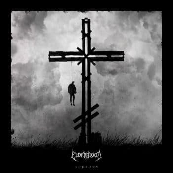 RockmusicRaider - Elderblood - Achrony - Album Cover