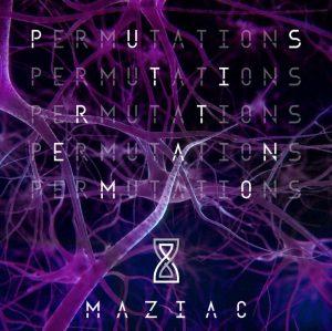 RockmusicRaider - Maziac - Permutations - EP Cover