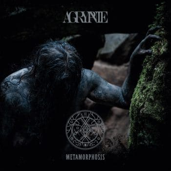 RockmusicRaider - Agrypnie - Metamorphosis - Album Cover