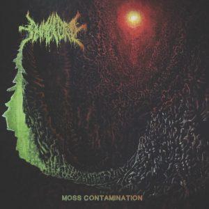 RockmusicRaider - Slimelord - Moss Contamination - Album Cover