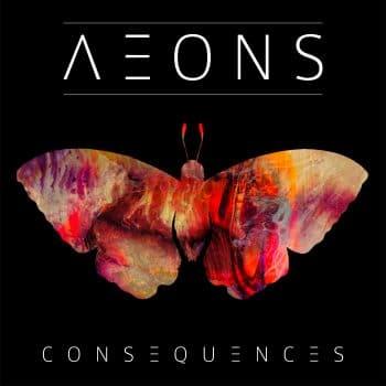 RockmusicRaider - Aeons - Consequences - Album Cover
