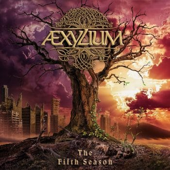 RockmusicRaider - Aexylium - The Fifth Season - Album Cover