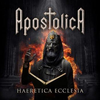 RockmusicRaider - Apostolica - Haeretica Ecclesia - Album Cover
