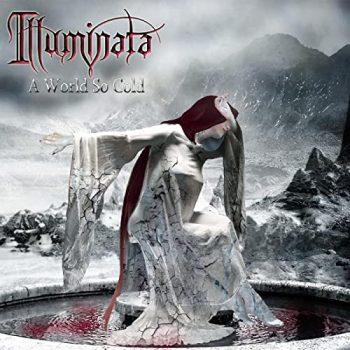 RockmusicRaider - Illuminata - A World So Cold - Album Cover