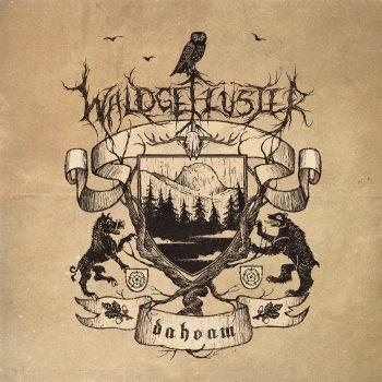 RockmusicRaider - Waldgeflüster - Dahoam - Album Cover
