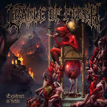 RockmusicRaider - Cradle of Filth - Existence is Futile - Album Cover